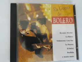 Cd - Eu Gosto De Boleros