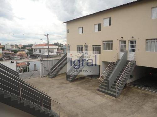 Sobrado Com 2 Dormitórios À Venda, 80 M² Por R$ 375.000,00 - Vila São Paulo - São Paulo/sp - So0081