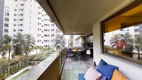 Imagem 1 de 15 de Apartamento Para Venda No Bairro Itaim Bibi Em São Paulo - Cod: Pj54210 - Pj54210