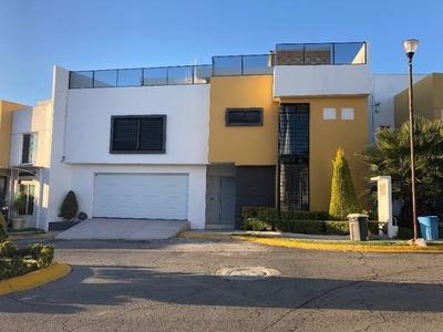 Casa En Venta En Pachuca Fraccionamiento Banus Residencial