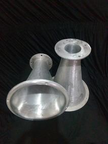 Corneta Cone Jarrão Alumínio
