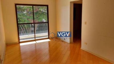 Apartamento Residencial Para Locação, Vila Mascote, São Paulo - Ap0735. - Ap0735