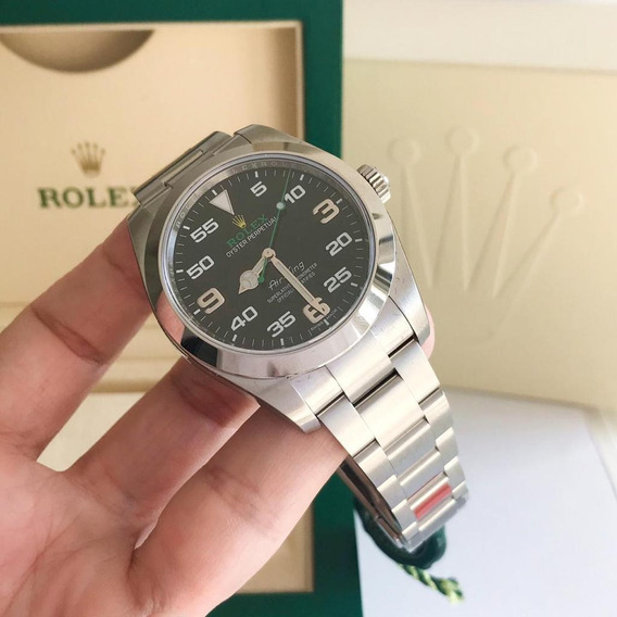 Rolex Air King 2019 Completo