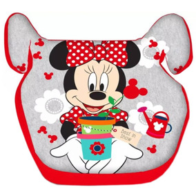 Butaca Niños Booster Sin Respaldo Disney Minnie Mundo Manias