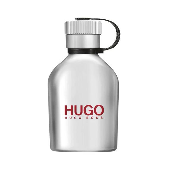 Perfume Hugo Iced Masculino Edt 125ml