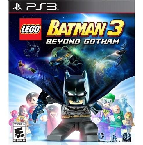Lego Batman 3: Além De Gotham Ps3