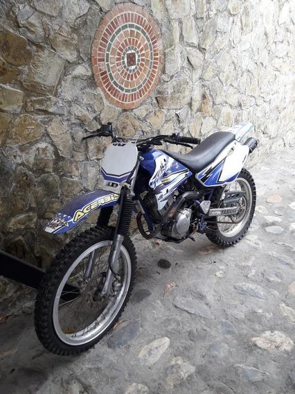 Yamaha 125c Ttr Año 2002