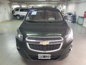 Chevrolet Spin 1.8 Ltz 7 Asientos 105cv 2013 (md)
