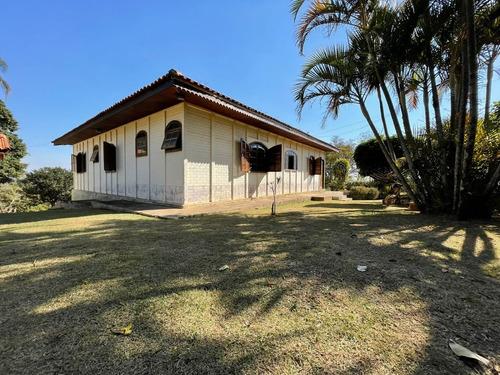 Imagem 1 de 30 de Chácara Para Residir Em Atibaia - Sp - Escriturada Com 3101,00 Metros Quadrados - Ch00925 - 69736248