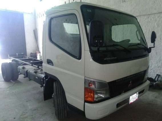 Mitsubishi Canter Fe85 Td Camión Chasis