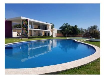 Casa Con Alberca Y Vista Al Lago De Chapala Ajijic Chante