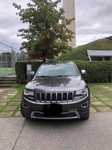 Imagen 1 de 4 de Jeep Grand Cherokee 2015 3.6 Limited Lujo V6 4x2 At