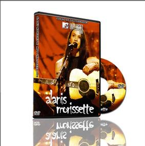 Dvd Alanis Morissette Ao Vivo Mtv Acústico 1999