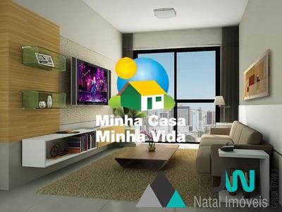 Venda De Apartamento Na Cidade Satélite, Pelo Programa Minha Casa Minha Vida - Viver Bem - Ap00052 - 2609580