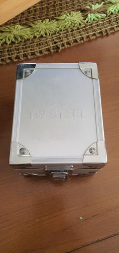 Relógio Tw Steel Modelo Tw 401 Original Comprado Na Holanda
