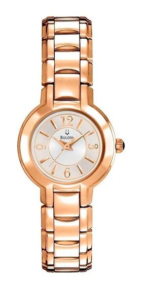 Relógio Bulova Feminino Wb27181h
