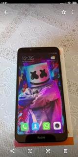 Celular Xiaomi Redmi 7 A 32 Gb 2 Gb De Ram Com Todos Acessór