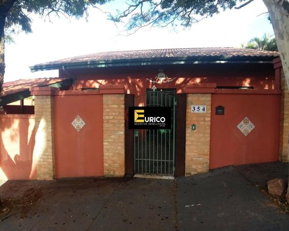 Casa À Venda No Jardim Panorama Em Vinhedo Sp - Ca02113 - 34785493