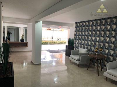 Oportunidade Única Residencial Velutti Home Club Na Praia De Armação - Penha - Ap0377
