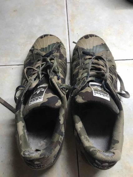 Liquido Zapatillas adidas Superstar Camufladas