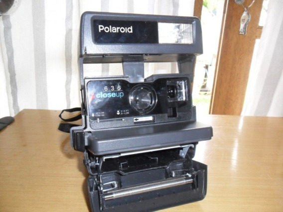 Maquina Fotografica Polaroid 636 Close Up
