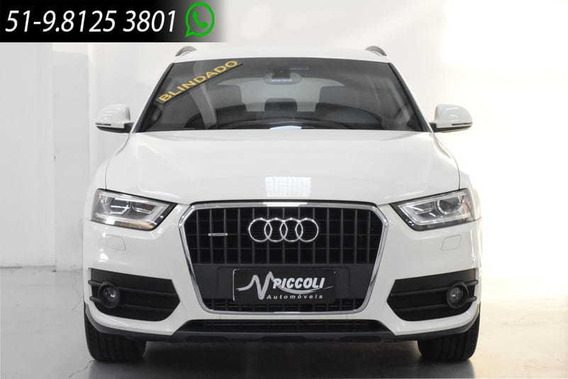 Audi Q3 2.0 Tfsi Attraction 2013