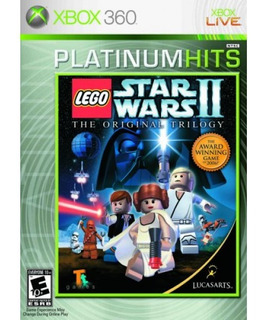 Lego Star Wars Ii: La Trilogía Original - Xbox 360