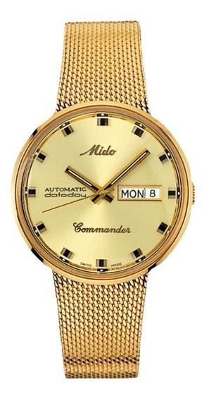 Reloj Mido Commander Caballero M842932213