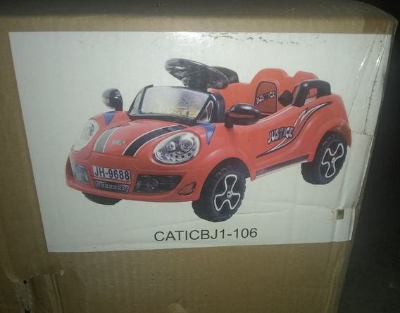 Carro De Bateria