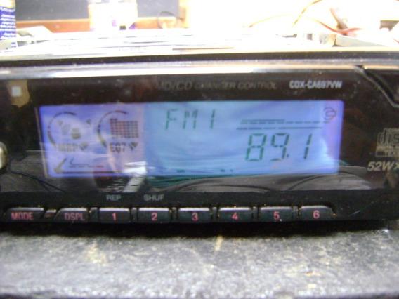 Rádio Antigo Sony Ver Descrição.