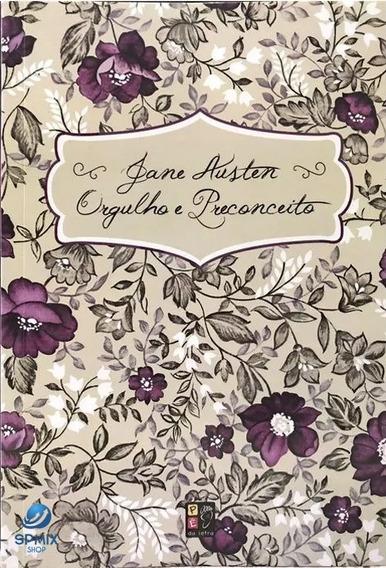 Orgulho E Preconceito Jane Austen Capa Dura - Frete Gratis