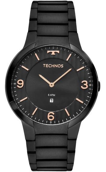 Relógio Technos Classic Ultra Slim Gl15am/4p