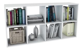Organizador Cubo 8 Espacios Melamina - Muebles Y Cosas