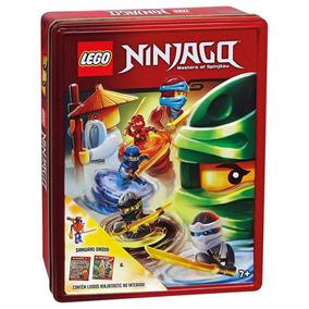 Livro Infantil - Lego - Ninjago - Mestres Do Spinjitzu - Hap
