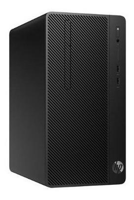 Pc Hp Pro Amd Ryzen5 - 2400g/ 500gb/ 4gb/ Win 10 Pro
