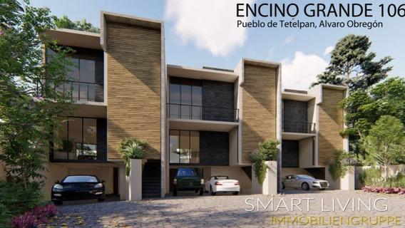 Estupendas Casas En Condominio Al Sur De La Cd, Estilo Boutique Desde $11 Mdp