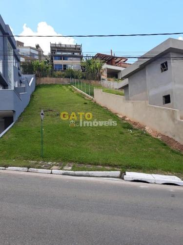 Terreno Em Condomínio Para Venda Em Santana De Parnaíba, Tamboré - 21285_1-1859108