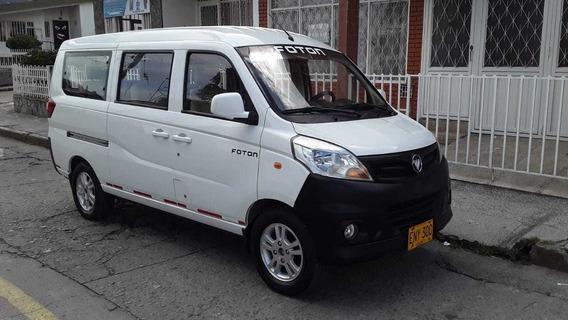 Minivan Foton Mv5 Pasajeros