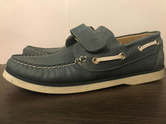 Zapatos Náuticos, Marca Ferli, Talle 37