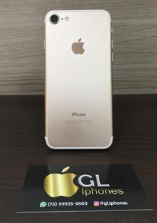 iPhone 7 Gold Tela 4,7 4g 32 Gb 12 Mp
