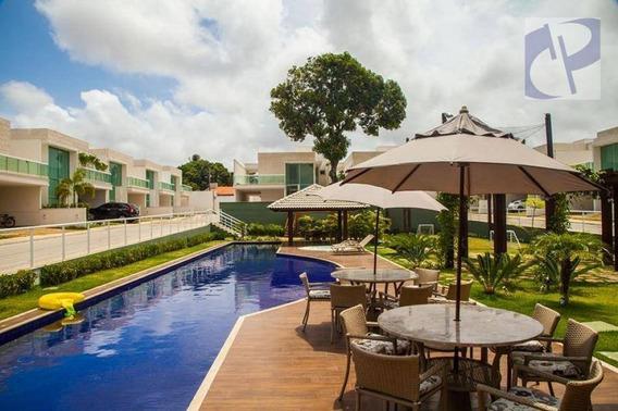Casa Em Condomínio À Venda, 224 M² Por R$ 1.150.000 - Alagadiço Novo - Fortaleza/ce - Ca2880
