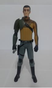 Action Figure: Star Wars - Kanan Jarrus; Rey; Darth Maul;
