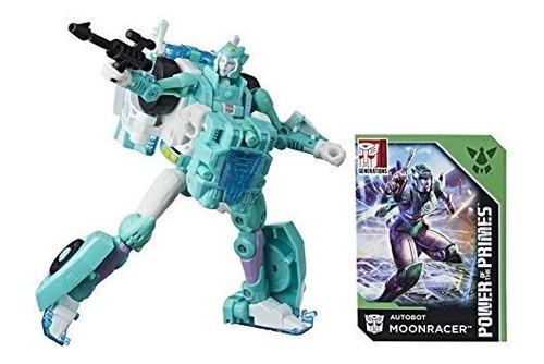 Transformers Generations Power Of The Primes Clase De Lujo A
