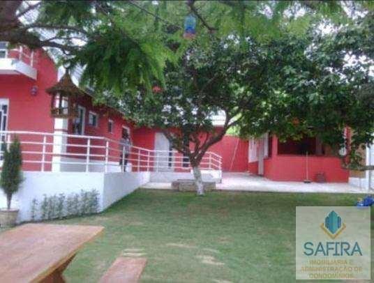 Área Com 0 Dorm, Vila Romanópolis, Ferraz De Vasconcelos - R$ 1.700.000,00, 734m² - Codigo: 759 - V759