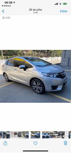 Imagem 1 de 5 de Honda Fit Ex Automar Fit Ex
