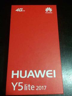 Teléfono Huawei Y5 Lite 2017