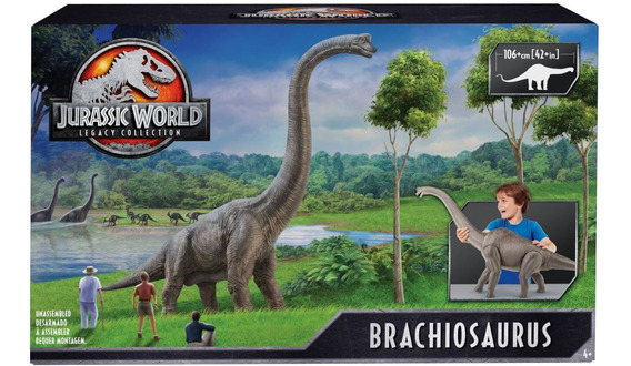 Brachiosaurus Jurassic World Legacy Collection Mattel 106cm