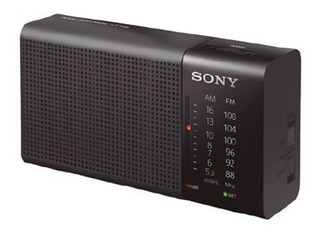 Radio Portatil Sony Am Fm Icf-p36 Led 100mw Calidad Pcm