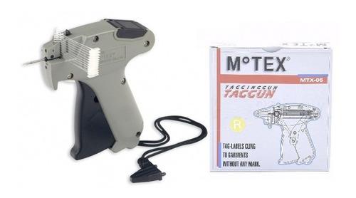 Imagen 1 de 6 de Pistola Etiquetadora Aguja Para Ropa Con 1000 Pins