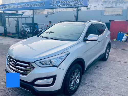Hyundai Santa Fe 2.4 Gls Premium 7as 6at 4wd 2013